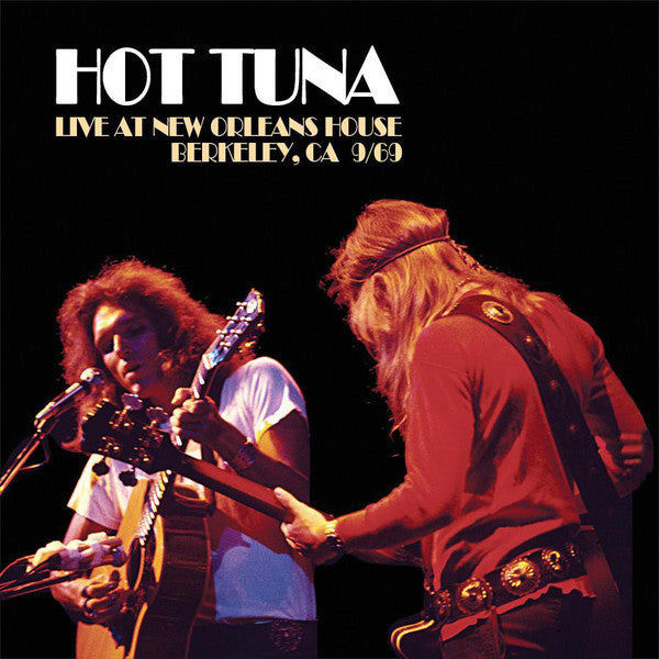 Hot Tuna | Live at New Orleans House | Album