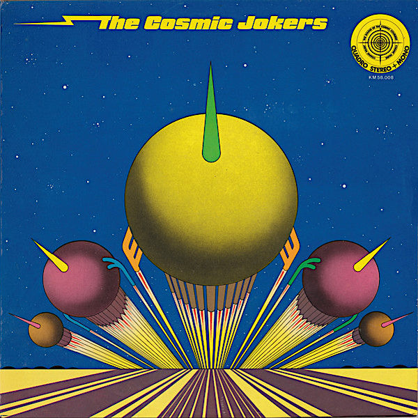Cosmic Jokers | The Cosmic Jokers | Album