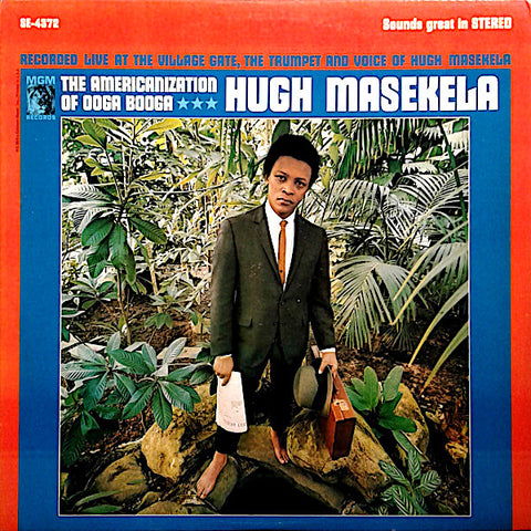 Hugh Masekela | The Americanization of Ooga Booga | Album