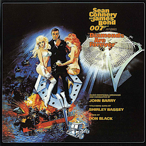 John Barry | Diamonds Are Forever (Soundtrack) | Album