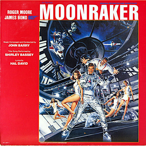 John Barry | Moonraker (Soundtrack) | Album