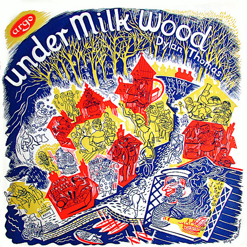 Dylan Thomas | Under Milk Wood (Reading) | Album