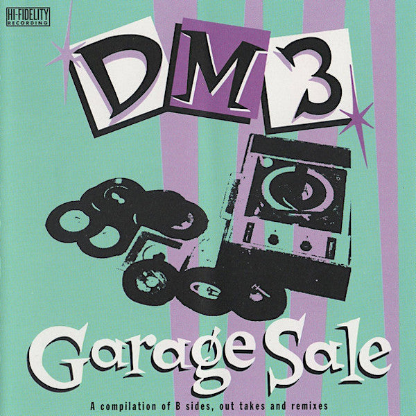 DM3 | Garage Sale (Arch.) | Album