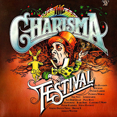 Various Artists | The Charisma Festival - Charisma Records Sampler (Comp.) | Album