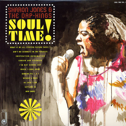 Sharon Jones and The Dap-Kings | Soul Time! (Comp.) | Album