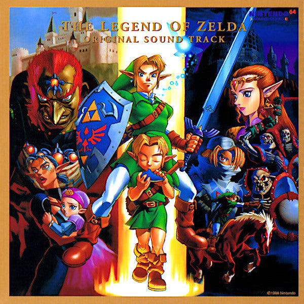 Koji Kondo | The Legend of Zelda: Ocarina of Time (Soundtrack) | Album