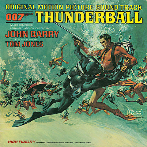 John Barry | Thunderball (Soundtrack) | Album