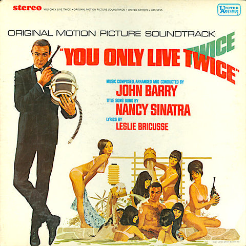 John Barry | You Only Live Twice (Soundtrack) | Album
