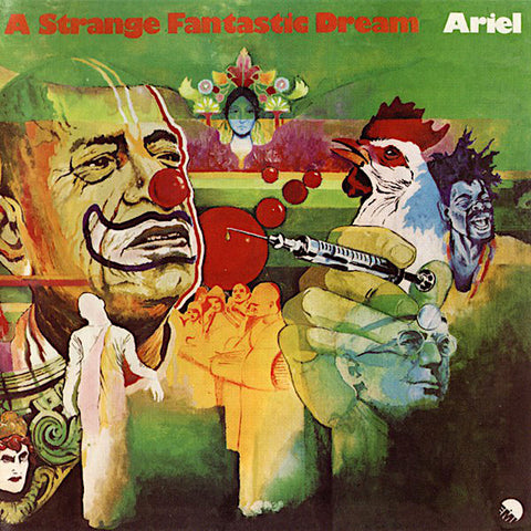 Ariel | A Strange Fantastic Dream | Album