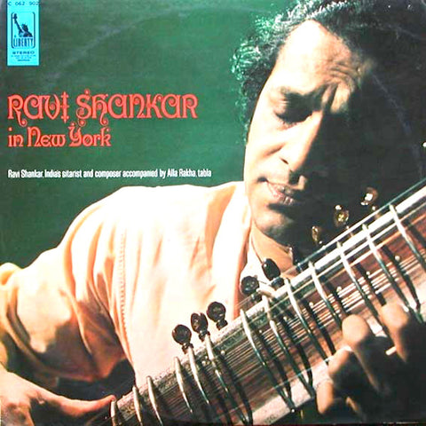 Ravi Shankar | In New York | Album