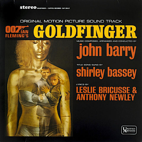 John Barry | Goldfinger (Soundtrack) | Album