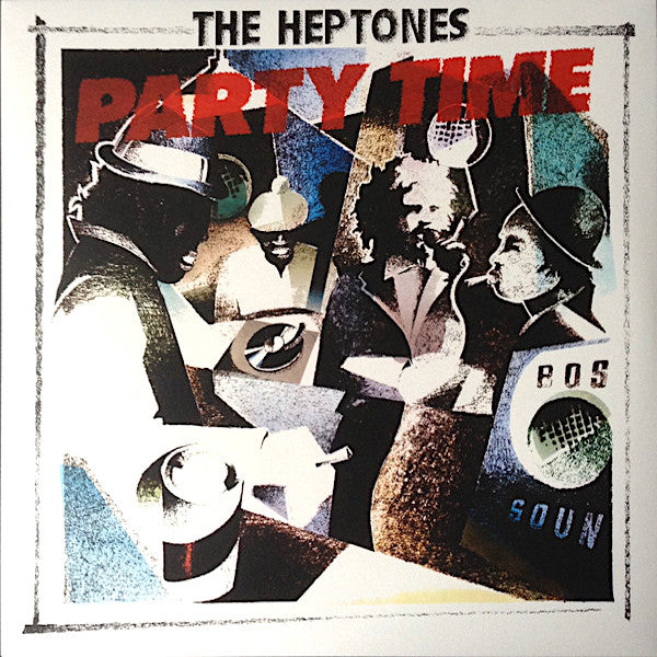 The Heptones | Party Time | Album