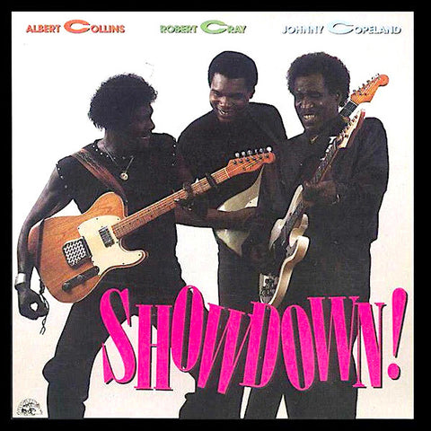Albert Collins | Showdown! (w/ Robert Cray & Johnny Copeland) | Album