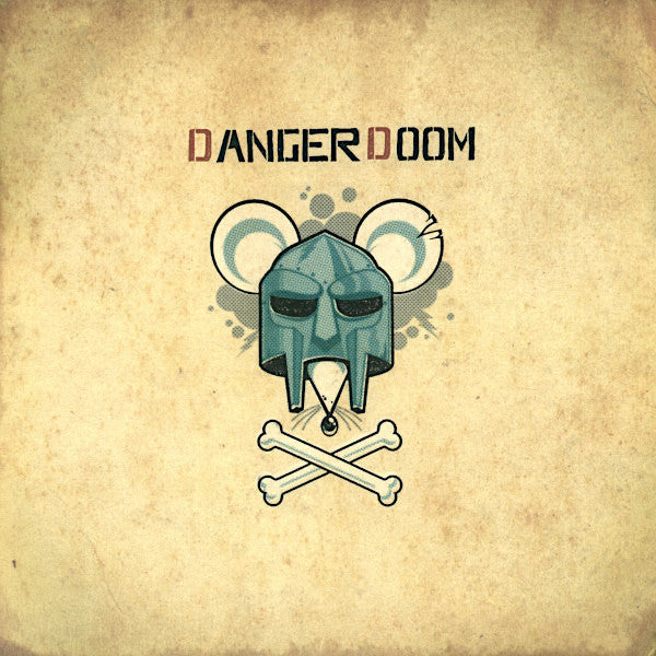 Danger Mouse | The Mouse and the Mask (w/ MF Doom) | Album