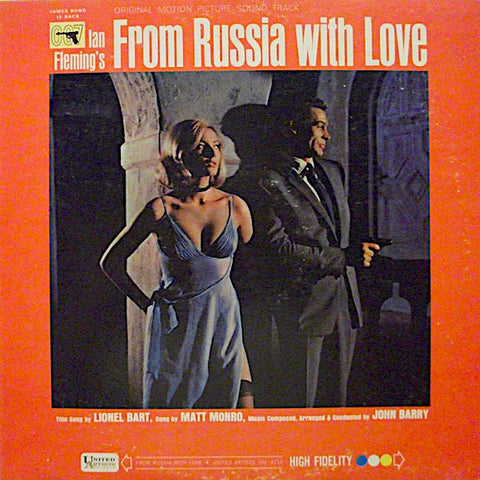 John Barry | From Russia With Love (Soundtrack) | Album
