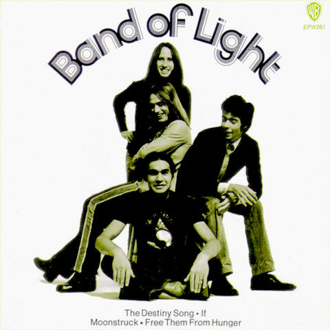 Band of Light | Band of Light (EP) | Album