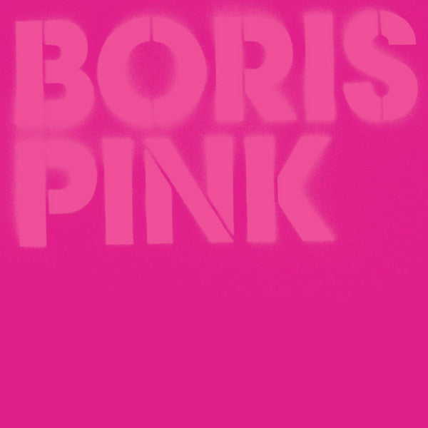 Boris | Pink | Album
