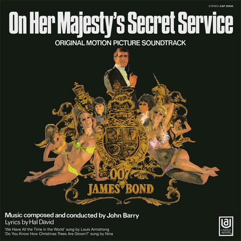 John Barry | On Her Majesty's Secret Service (Soundtrack) | Album