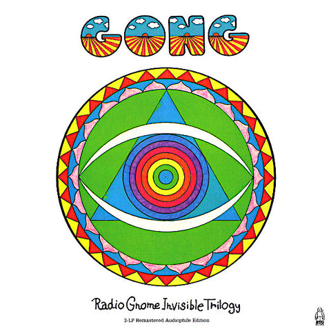 Gong | Radio Gnome Invisible Trilogy (Box Set) | Album
