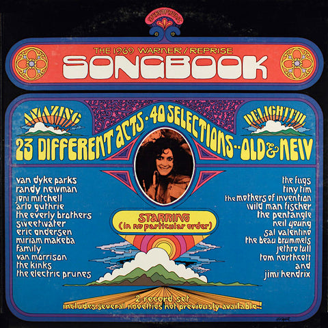 Various Artists | The 1969 Songbook - Warner/Reprise Records Sampler (Comp.) | Album