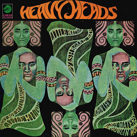 Various Artists | Heavy Heads - Chess Records Sampler (Comp.) | Album