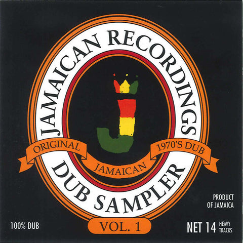 Various Artists | Jamaican Recordings: Dub Sampler Vols 1-3 | Album