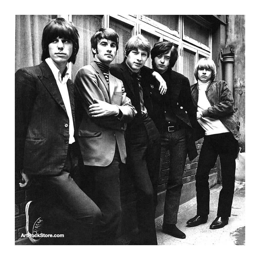 Yardbirds |  Artist