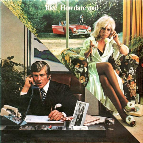 10cc | How Dare You! | Album-ArtRockStore