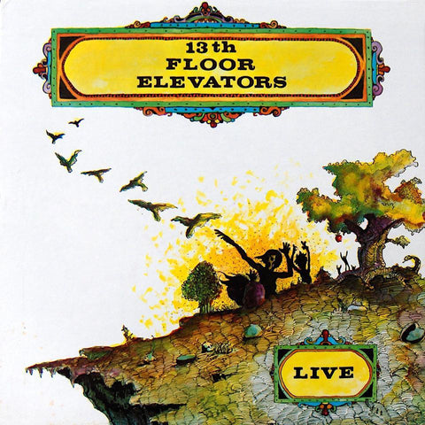 13th Floor Elevators | Live | Album-ArtRockStore