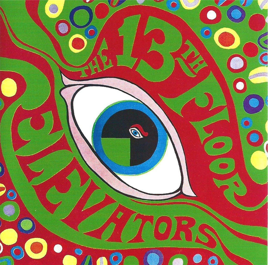 13th Floor Elevators | The Psychedelic Sounds | Album-ArtRockStore