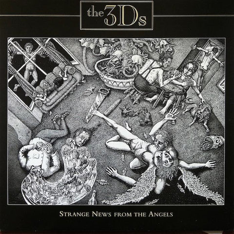 3Ds | Strange News From The Angels | Album-ArtRockStore