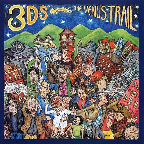 3Ds | The Venus Trail | Album-ArtRockStore