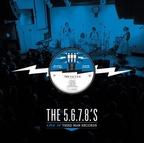 5.6.7.8's | Live at Third Man | Album-ArtRockStore