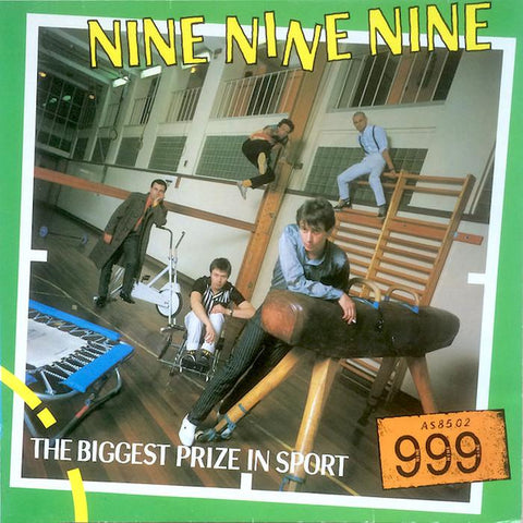 999 | The Biggest Prize in Sport | Album-ArtRockStore