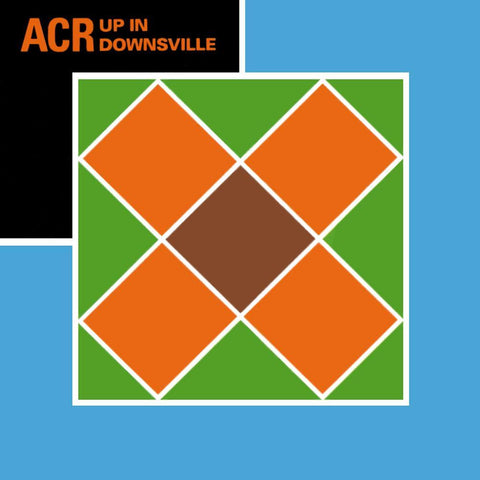 A Certain Ratio | Up in Downsville | Album-ArtRockStore