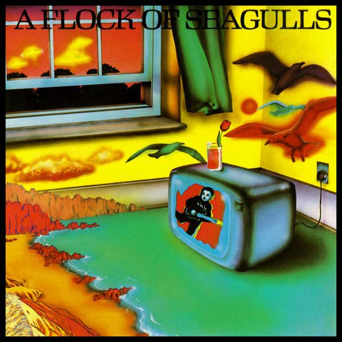 A Flock of Seagulls | A Flock of Seagulls | Album-ArtRockStore