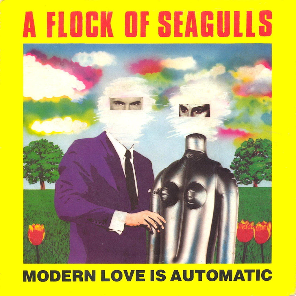 A Flock of Seagulls | Modern Love is Automatic (EP) | Album-ArtRockStore