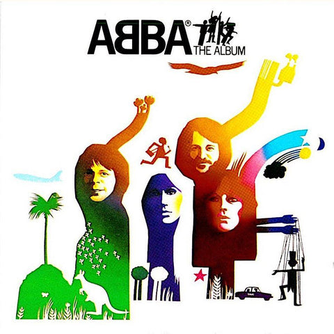 ABBA | The Album | Album-ArtRockStore