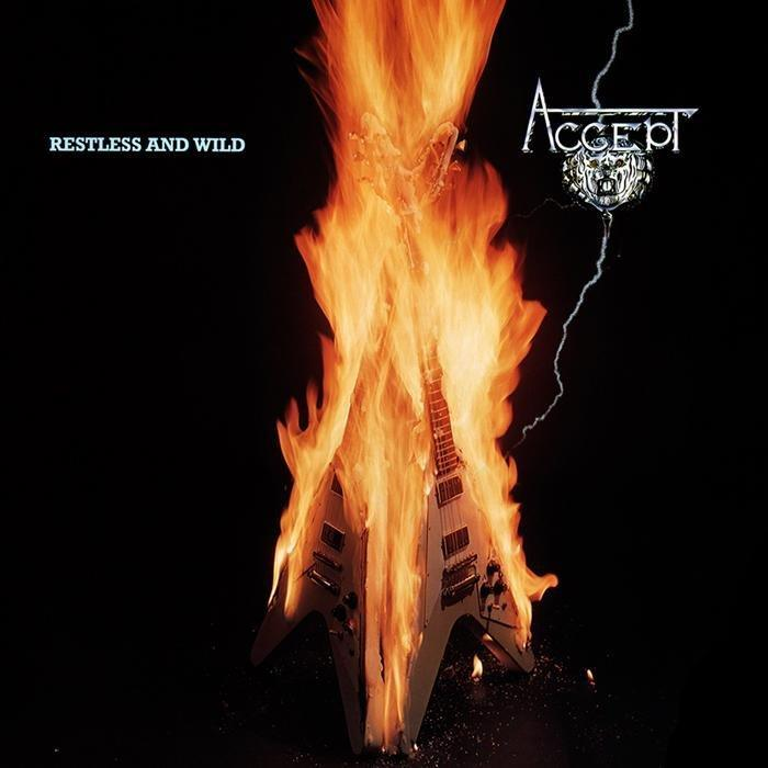 Accept | Restless and Wild | Album-ArtRockStore