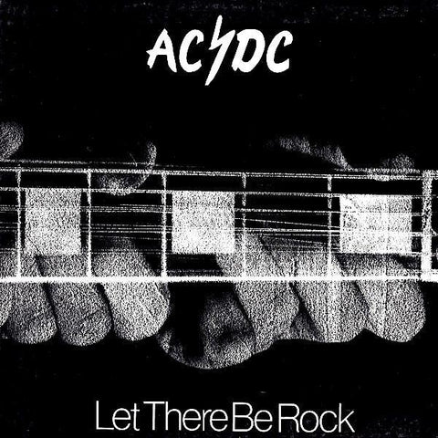 AC/DC | Let There Be Rock | Album-ArtRockStore