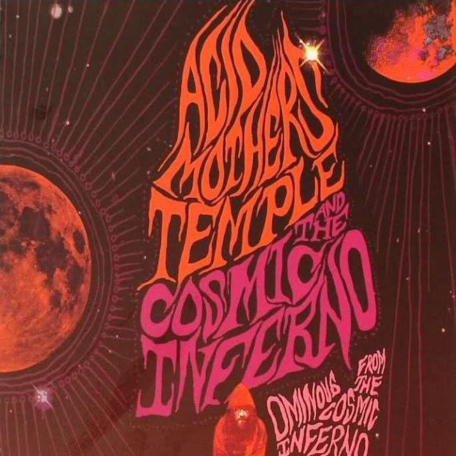 Acid Mothers Temple | Ominous From The Cosmic Inferno | Album-ArtRockStore