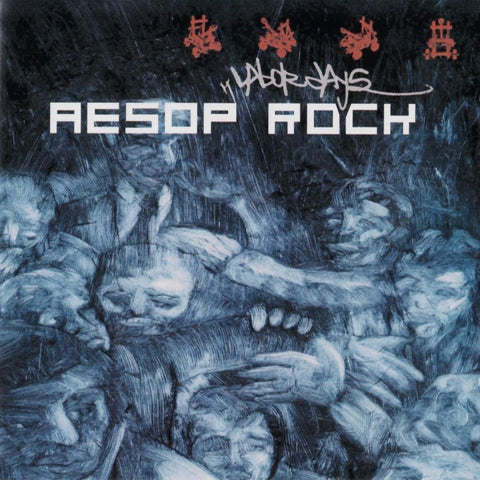 Aesop Rock | Labor Days | Album-ArtRockStore