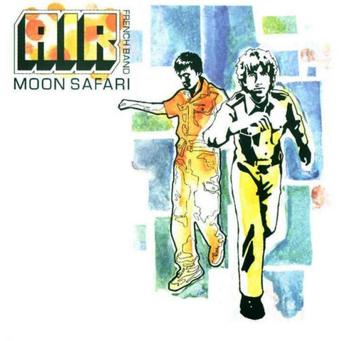Air | Moon Safari | Album-ArtRockStore