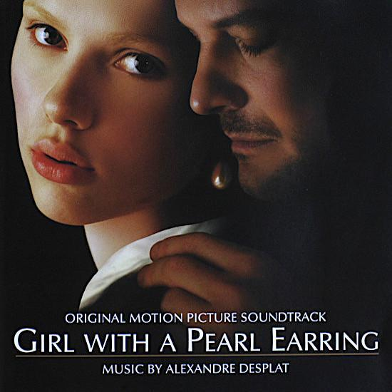 Alexandre Desplat | Girl With a Pearl Earring (Soundtrack) | Album-ArtRockStore