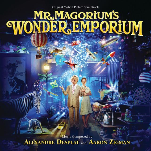 Alexandre Desplat | Mr. Magorium's Wonder Emporium (Soundtrack) | Album-ArtRockStore