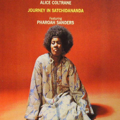 Alice Coltrane | Journey In Satchidananda | Album-ArtRockStore