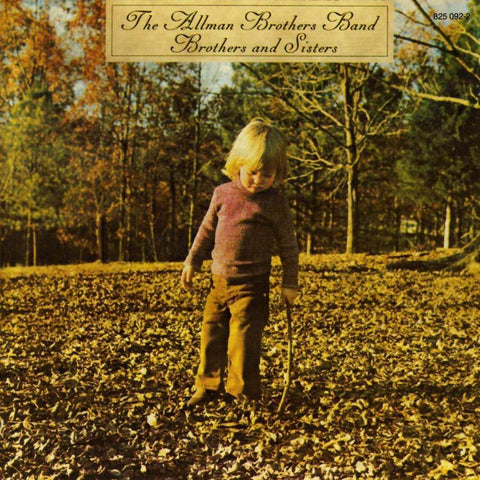 Allman Brothers | Brothers and Sisters | Album-ArtRockStore