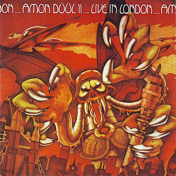 Amon Düül II | Live in London | Album-ArtRockStore
