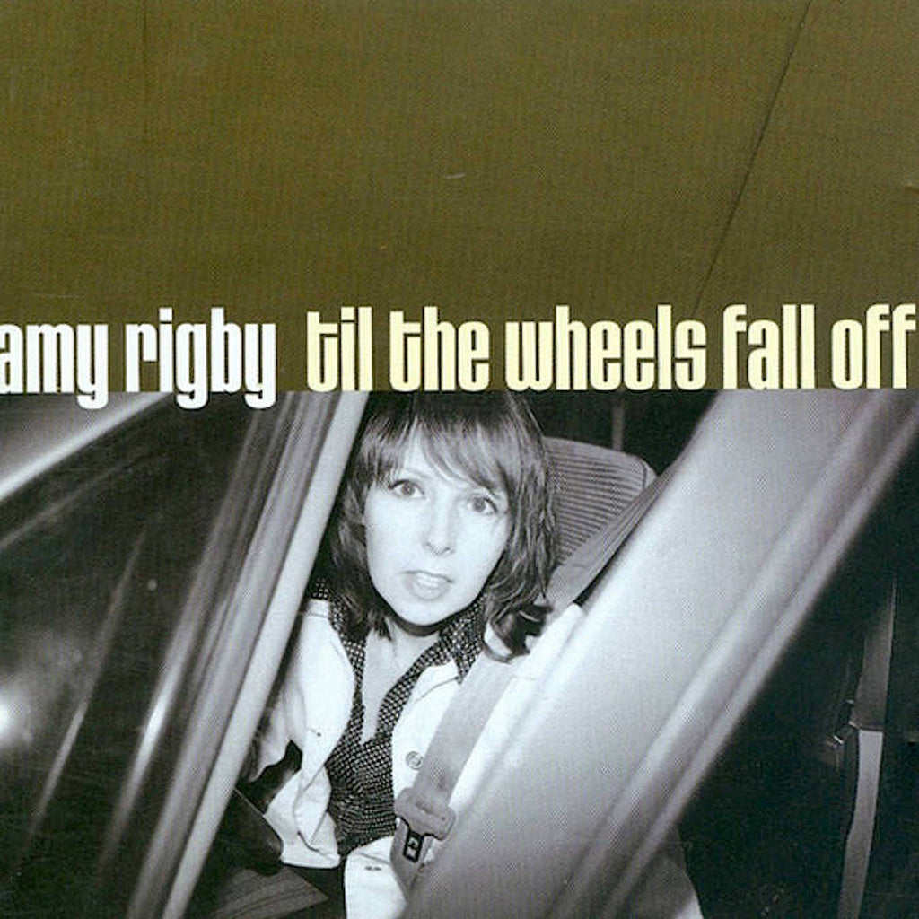 Amy Rigby | Til the Wheels Fall Off | Album-ArtRockStore