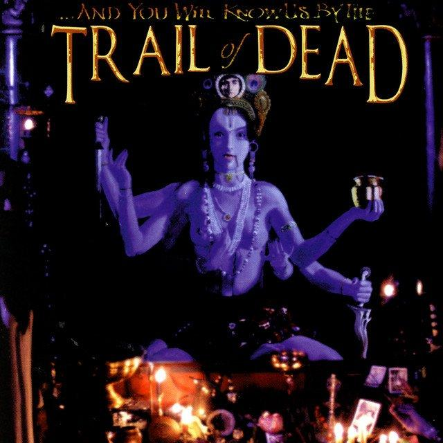 And You Will Know us by the Trail of Dead | Madonna | Album-ArtRockStore